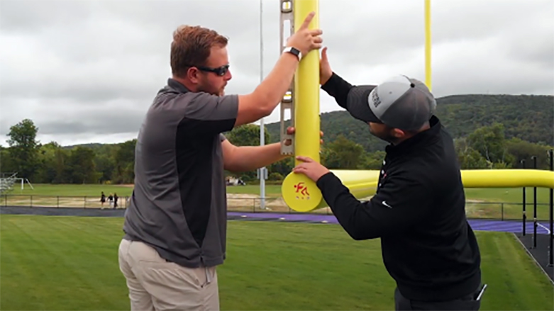 Instructional Videos Added to Sportsfield's Online Resource Library