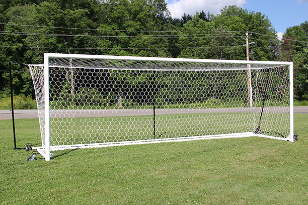 Portable International Soccer Goals Are Designed for Elite Multi-Use Stadiums