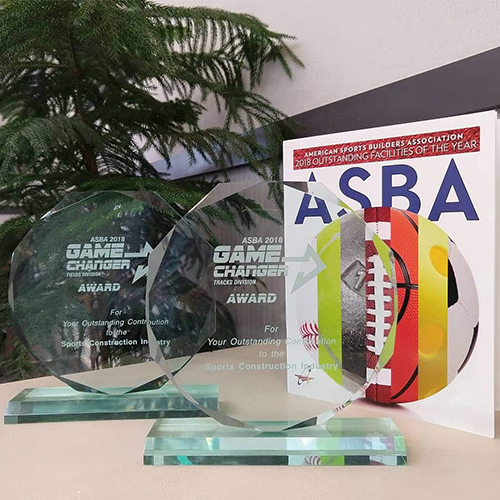 SSI Recognized for Game Changing Field Equipment