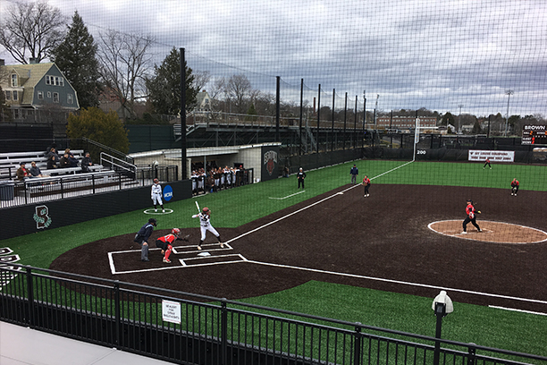 IVY League's Brown Bears Upgrade Fields for Elite Competition