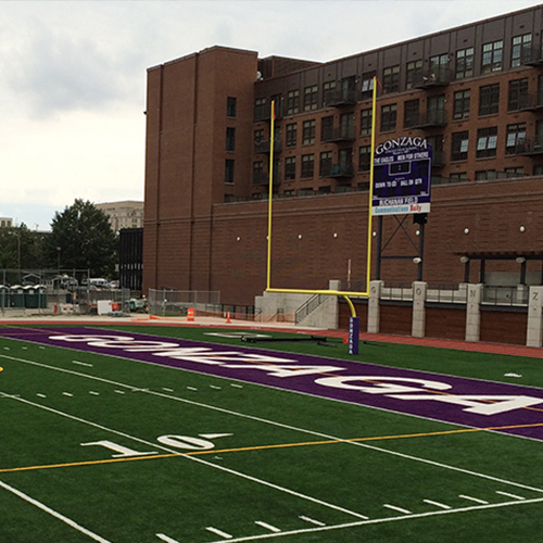 High School Turns to Sportsfield Specialties for Custom Solutions