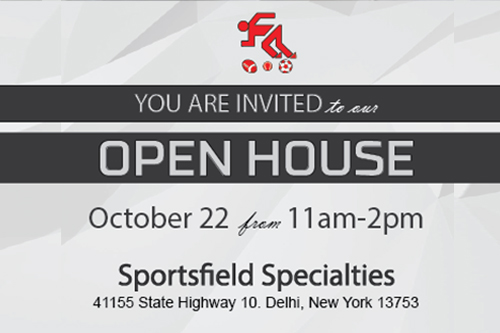 Open House Hosted by Delhi Sports Equipment Manufacturer
