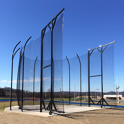 Hammer / Discus Throwing Cages