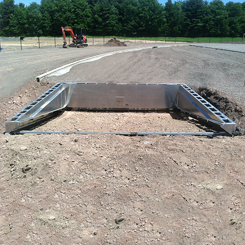 Water Jump Pit Modular Forming Systems