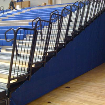 Bleacher Enclosures
