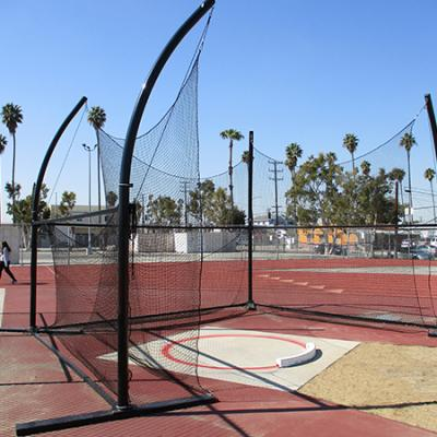Discus & Shot Put Throwing Cages